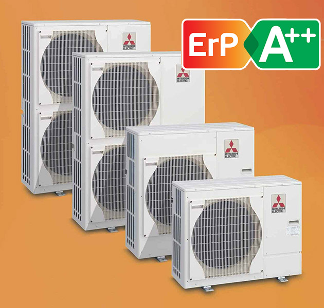 The Energy Reduction Company air source heat pump