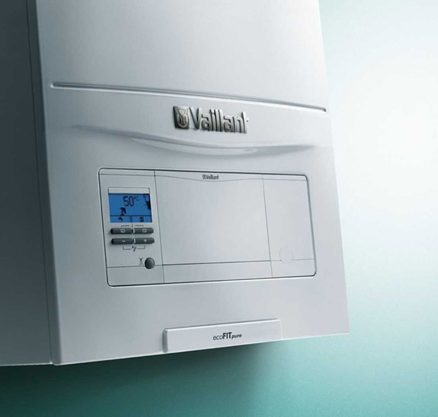 The Energy Reduction Company gas boiler